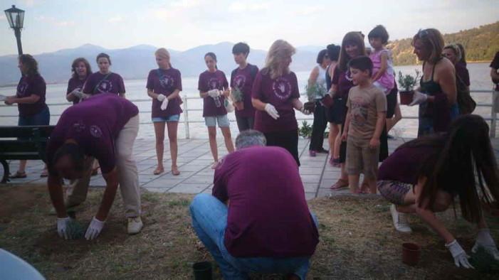 Συνάντηση ομάδας εθελοντών Καστοριάς