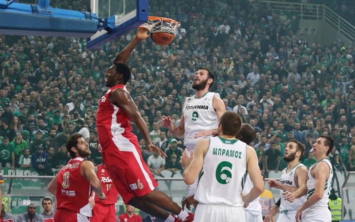 Μπάσκετ: Ντέρμπι «αιωνίων» στα προημιτελικά του Κυπέλλου Ελλάδας