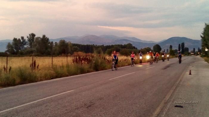 8η ποδηλατοβόλτα: μικρός και μεγάλος γύρος της λίμνης