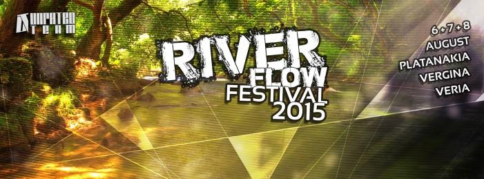 River flow festival 2015