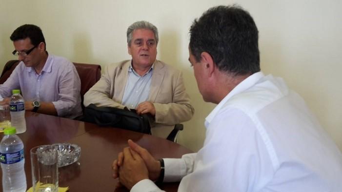 Δηλώσεις του Θ. Καρυπίδη με αφορμή την συνάντηση του με τον γεν. γραμματέα Διαχείρισης αποβλήτων