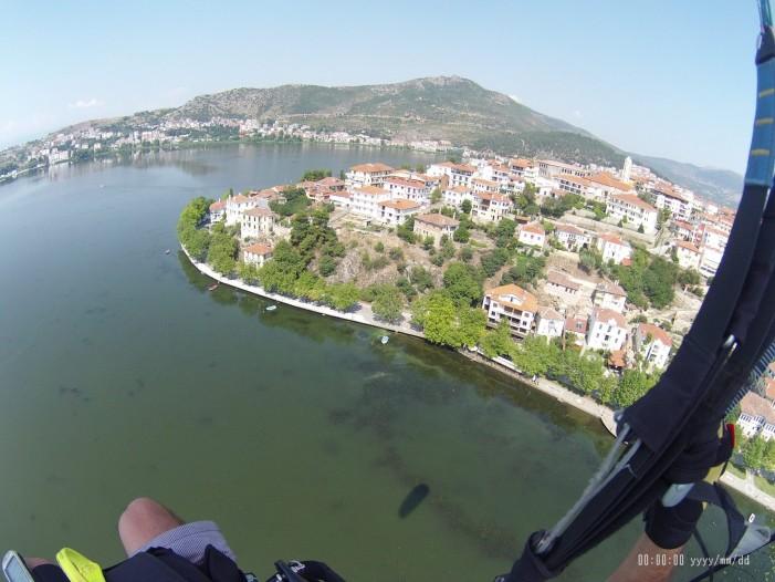 Η λίμνη από ψηλά [φωτογραφίες]