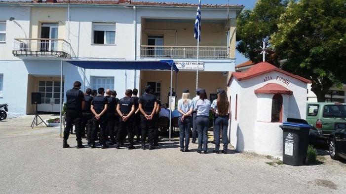 Πραγματοποιήθηκε ο αγιασμός της ομάδας ΔΙ.ΑΣ στο Άργος Ορεστικό(φωτογραφίες)