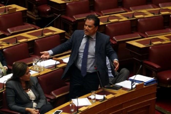 Άδ.Γεωργιάδης: Η ΝΔ θα στείλει τον Βαρουφάκη στο Ειδικό Δικαστήριο