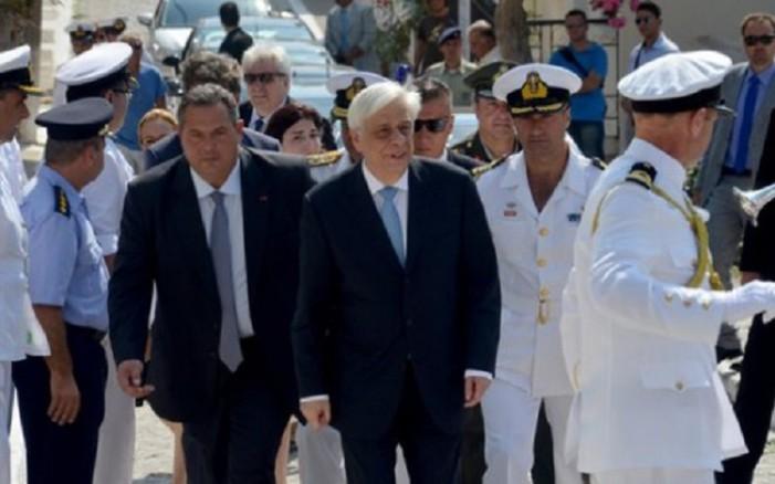 Παυλόπουλος: Εθνική ενότητα στις δύσκολες στιγμές