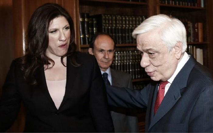Άκυρη η διαδικασία των διερευνητικών εντολών λέει η Κωνσταντοπούλου
