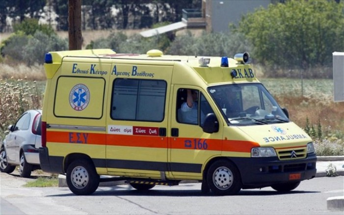 θανατηφόρο τροχαίο στην Εγνατία – ΙΧ προσέκρουσε σε νταλίκα(φωτογραφίες)