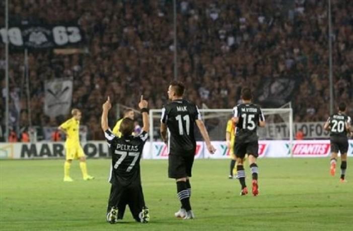Παραμένει στην 14η θέση η Ελλάδα στην κατάταξη της UEFA