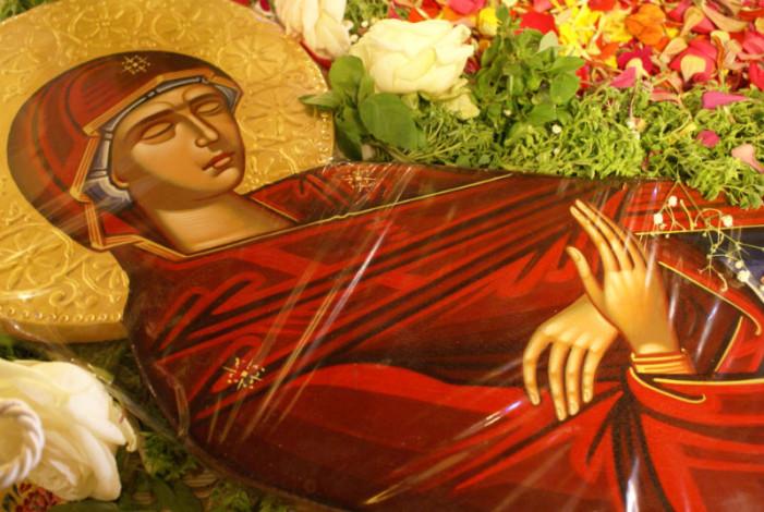 Πρόγραμμα επίσημου εορτασμού της Κοιμήσεως της Θεοτόκου