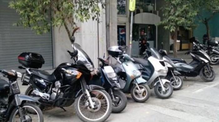 Πτολεμαΐδα: Έκαναν βίδες τα δίκυκλα που έκλεβαν