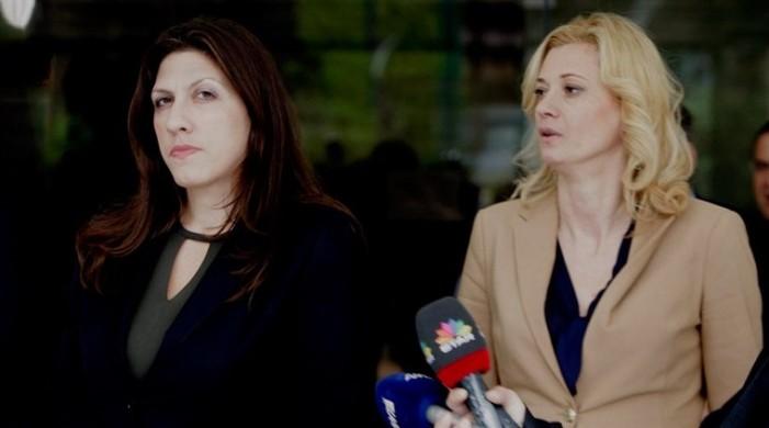 Ζωή και Ραχήλ καταγγέλλουν σχέση διαπλοκής Τσίπρα με «μίντια της διαπλοκής»