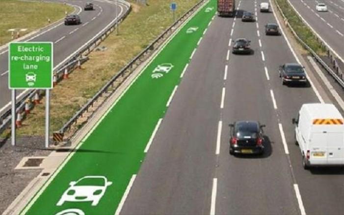 Αγγλία: Ηλεκτρικοί αυτοκινητόδρομοι που φορτίζουν τα οχήματα εν κινήσει