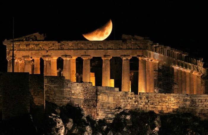 Ο ιερός βράχος της Ακρόπολης συνδέθηκε στο… ίντερνετ