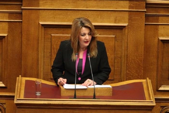 Μ. Αντωνίου: Ερώτηση προς το ΥΠΑΠΕΝ για την καθυστέρηση ορισμού εκπροσώπου για την σύσταση του φορέα διαχείρισης της λίμνης