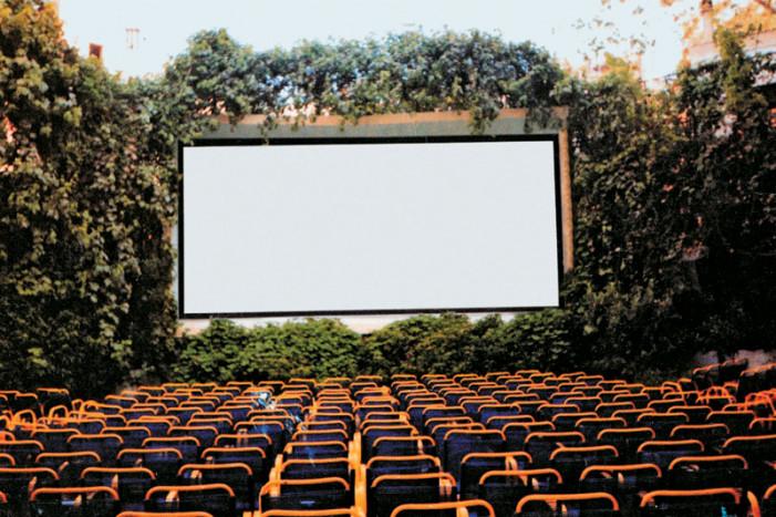 Θερινό σινεμά στην Πολυκάρπη