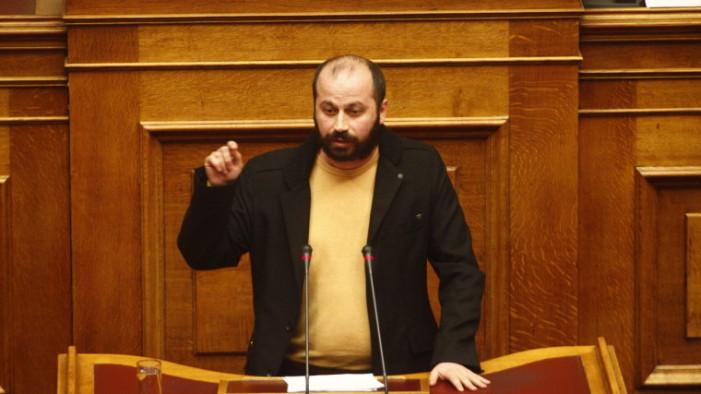 Β. Διαμαντόπουλος: Περιμένω οριστική λύση στις Σκουριές