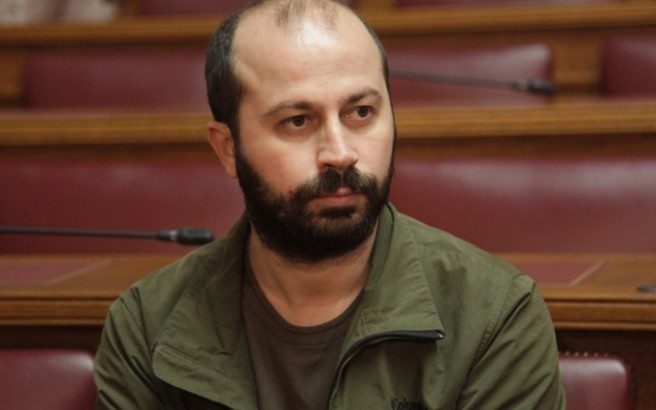 «Όχι» ψήφισε ο Βαγγέλης Διαμαντόπουλος