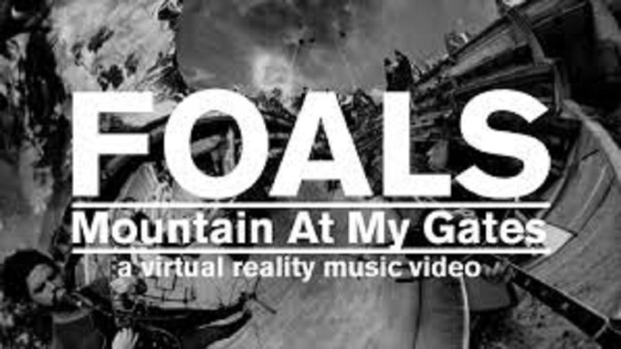 Το νέο διαδραστικό βίντεο των Foals