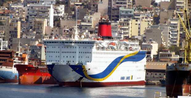Αναχώρησε από Κω για Θεσσαλονίκη το «Ελ. Βενιζέλος» με 1.700 πρόσφυγες
