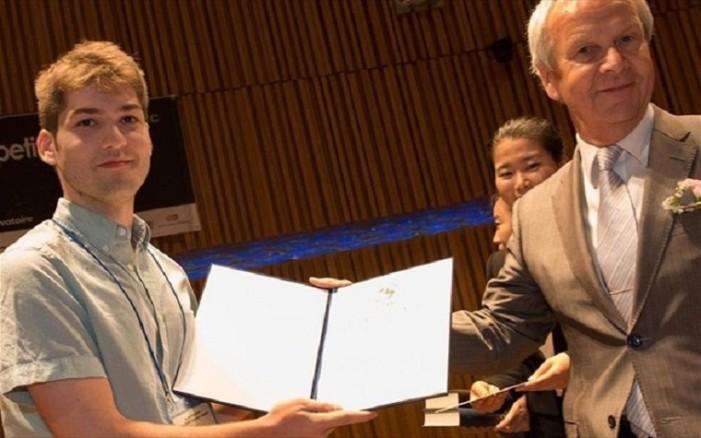 Έλληνας φοιτητής απέσπασε το πρώτο βραβείο σε παγκόσμιο διαγωνισμό σύνθεσης