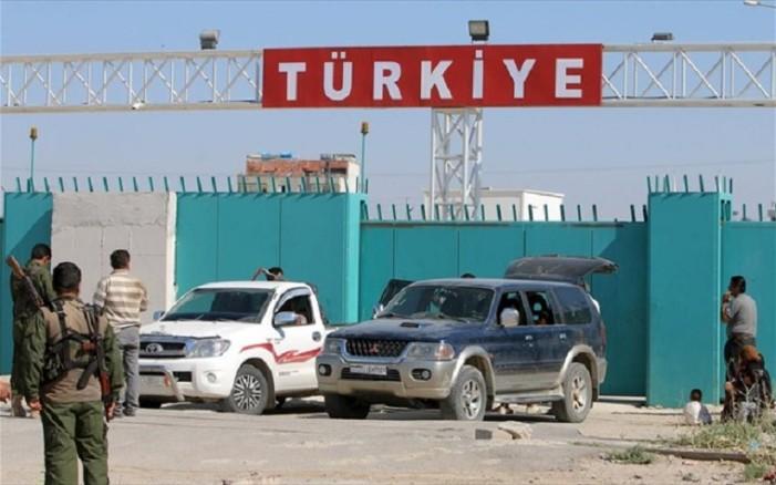 Τείχος σε σημεία των συνόρων με τη Συρία υψώνει η Τουρκία