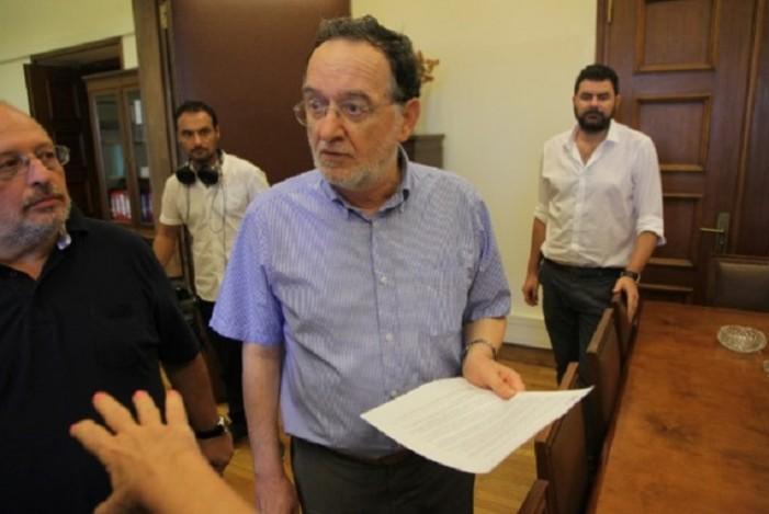 Π. Λαφαζάνης: Ούτε οι αρχηγοί ούτε ο ΠτΔ είναι πάνω από το Σύνταγμα