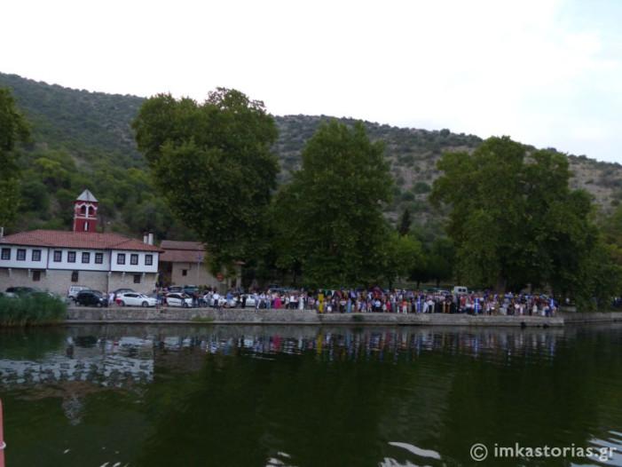 Eορτασμός της Κοίμησης της Θεοτόκου στην Καστοριά από την Ιερά Μητρόπολη Καστοριάς