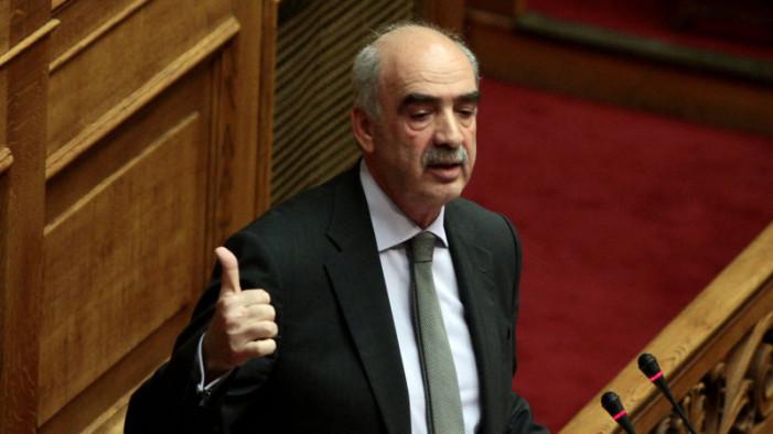 Μεϊμαράκης: Κατασκευάζετε εχθρούς