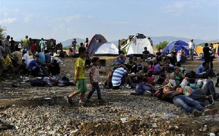 ΠΓΔΜ: Προβληματική η συνεργασία με την Ελλάδα στο μεταναστευτικό