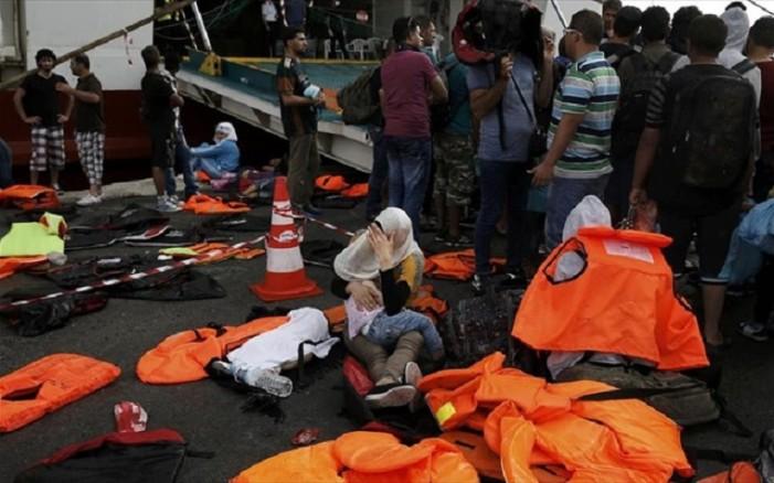 Από το βράδυ η επιβίβαση Σύρων προσφύγων στο «Ελ. Βενιζέλος», στην Κω