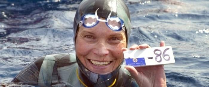 Εξαφανίστηκε η Ρωσίδα παγκόσμια πρωταθλήτρια της ελεύθερης κατάδυσης Νατάλια Μολχάνοβα