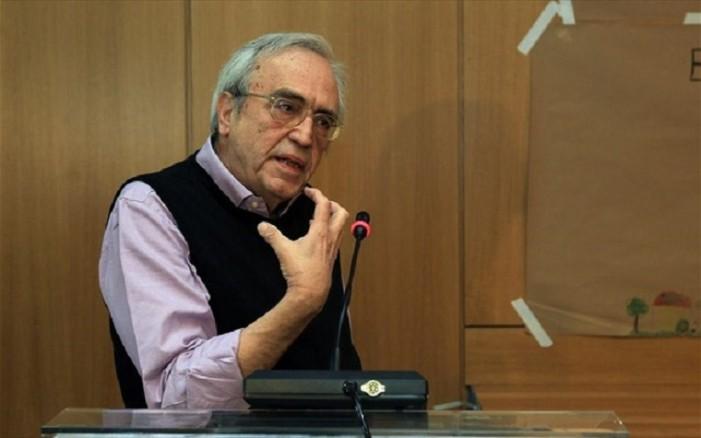 Αρ. Μπαλτάς: Πολύ λιγότερα τα κενά των εκπαιδευτικών