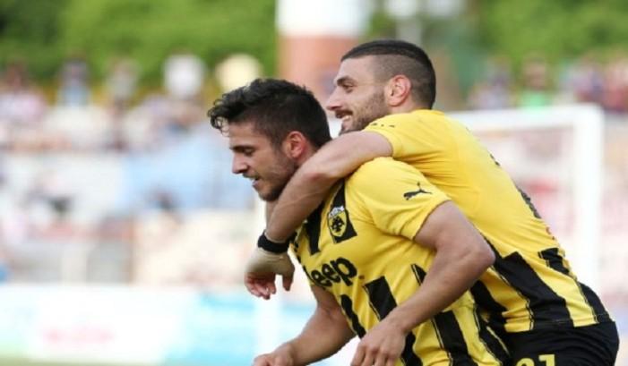 Euro 2016: Αραβίδης, Πλατέλλας και Κίτσιου τα νέα πρόσωπα στην Εθνική