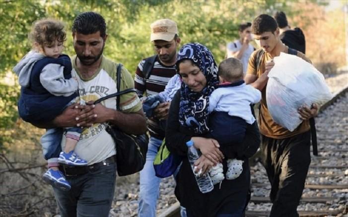 Εξομαλύνεται η κατάσταση με τους πρόσφυγες στα σύνορα με την ΠΓΔΜ