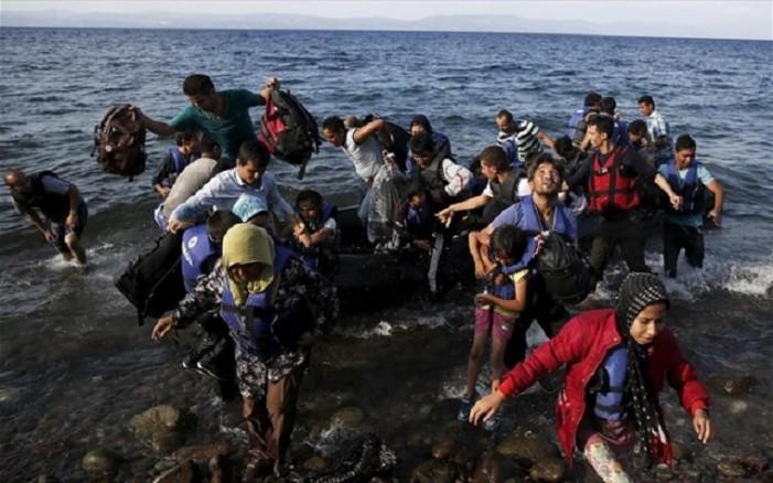 Ασφυκτική η κατάσταση στη Μυτιλήνη, με 9.500 μετανάστες να βρίσκονται στο νησί
