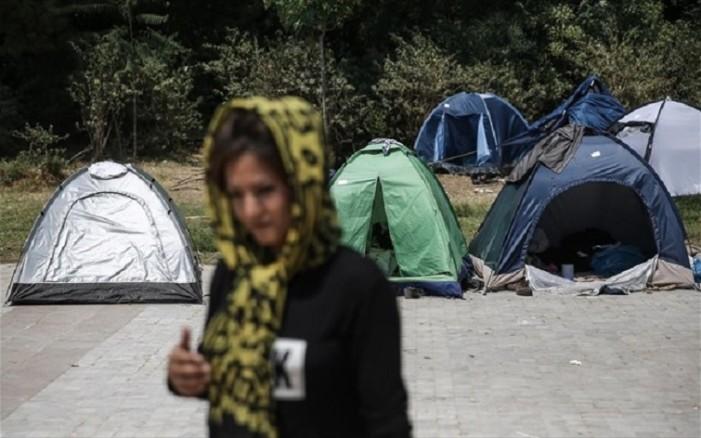 Από την ερχόμενη εβδομάδα η μετεγκατάσταση των προσφύγων από το Πεδίον του Άρεως