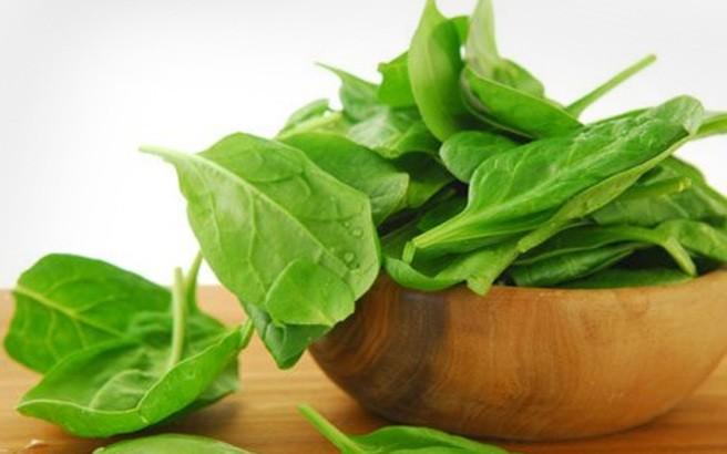 Τα οφέλη για την υγεία από το σπανάκι