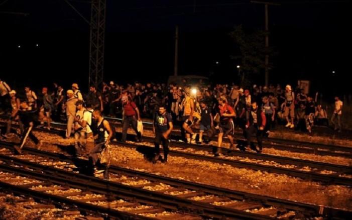 Η Σερβία αρνείται ότι ετοιμάζει τείχος για τους μετανάστες στα σύνορα με την ΠΓΔΜ