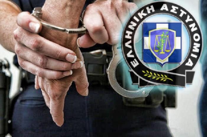 Σύλληψη 18χρονου ημεδαπού στην Πτολεμαΐδα για κλοπή