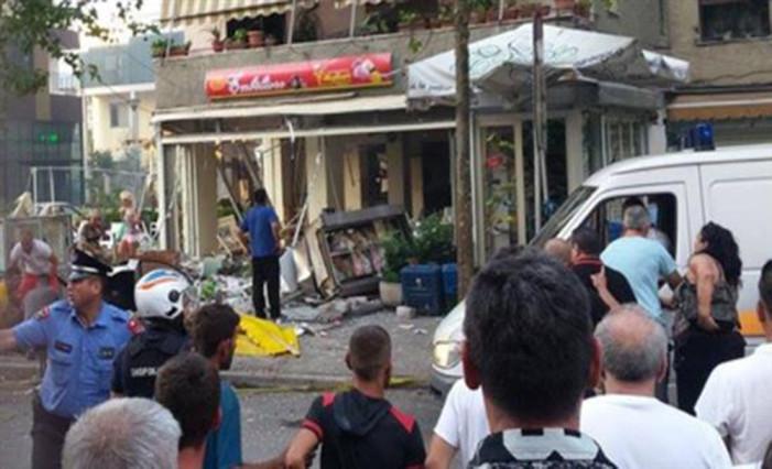Αλβανία-Τίρανα: 26 τραυματίες από έκρηξη σε ζαχαροπλαστείο – Οι τρεις σε σοβαρή κατάσταση