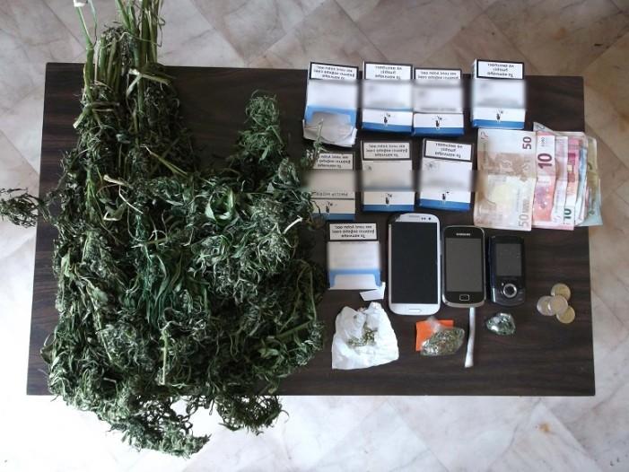 Συνελήφθησαν τέσσερα άτομα στα Γρεβενά για πώληση και κατοχή ναρκωτικών, κατά περίπτωση