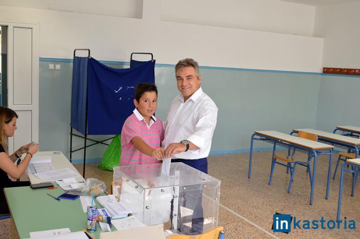 Κοσμάς Βαρσάμης: «Ανασυγκρότηση με ενότητα και εθνική ομοψυχία»