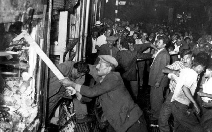 60 χρόνια από το πογκρόμ της Πόλης