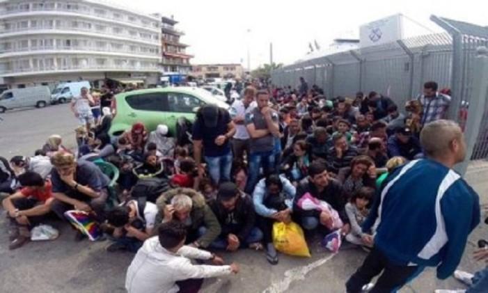 Π.Ε. Καστοριάς: Συγκέντρωση τροφίμων για τις ανάγκες των εγκλωβισμένων μεταναστών στα σύνορα