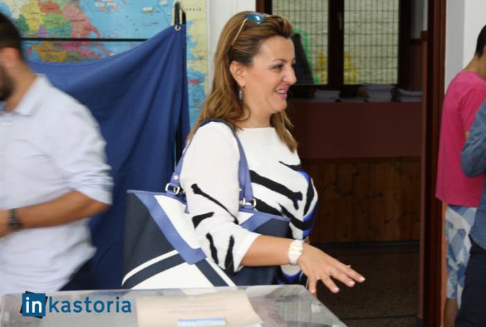 Σχόλιο της Μαρίας Αντωνίου για την ήττα της Ν.Δ. στις εκλογές