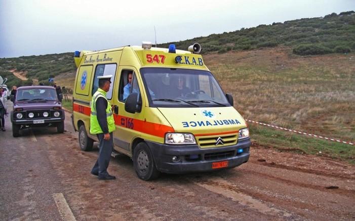 Εργατικό δυστύχημα με έναν νεκρό στο Πλατύ Ημαθίας