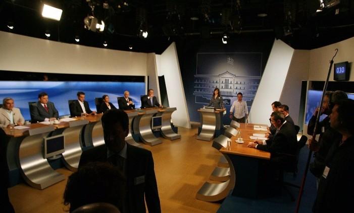 Στις 9 Σεπτεμβρίου το debate των πολιτικών αρχηγών