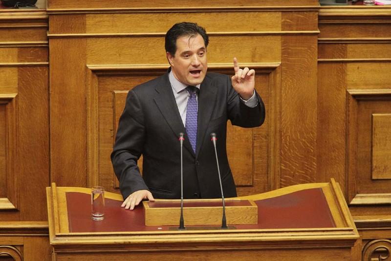 Αδ. Γεωργιάδης: Θα τρέξω για τον Κυριάκο, αν μου το ζητήσει