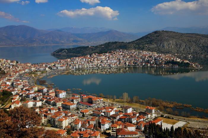 Συνάντηση Εργασίας για το Χωροταξικό Σχεδιασμό στην Καστοριά