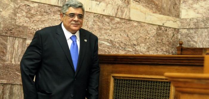 Χρυσή Αυγή: Σε Α' και Β' Αθήνας υποψήφιος ο Ν. Μιχαλολιάκος
